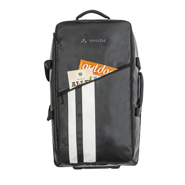 Vaude Reisetasche mit Rollen Rotuma 90l azure