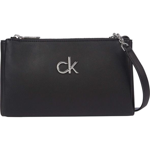 Calvin Klein Umhängetasche XBody W/Zip schwarz