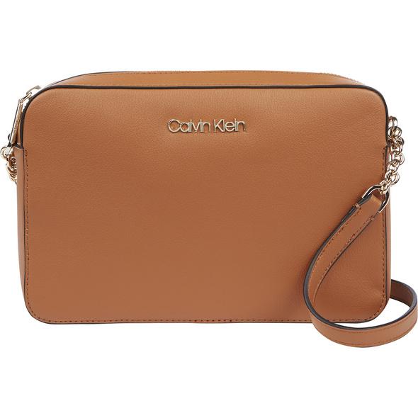 Calvin Klein Umhängetasche Camera Bag cognac