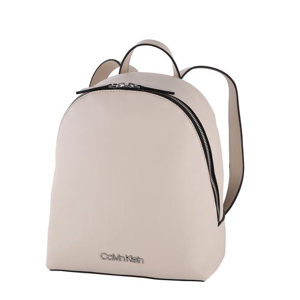 Calvin Klein Damenrucksack Must Backpack SM beige