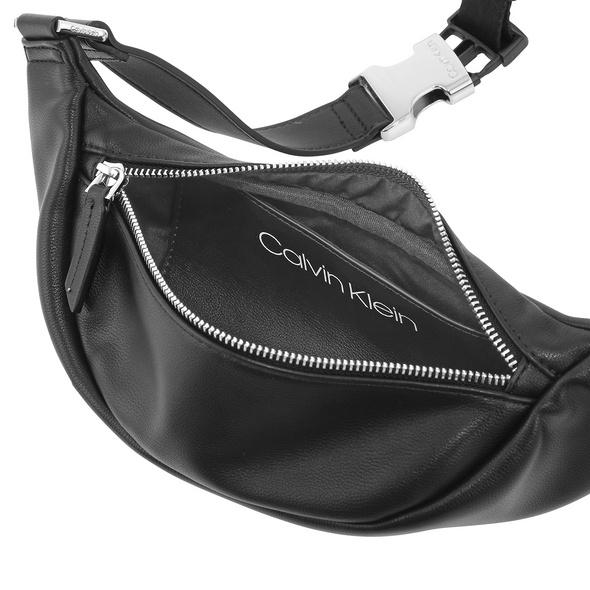Calvin Klein Bauchtasche NY Shaped Waistbag MD black