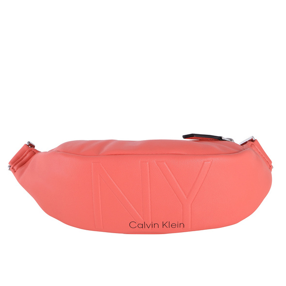 Calvin Klein Bauchtasche NY Shaped Waistbag MD coral