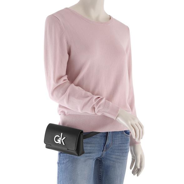 Calvin Klein Bauchtasche Re-Lock Belt Bag light sand