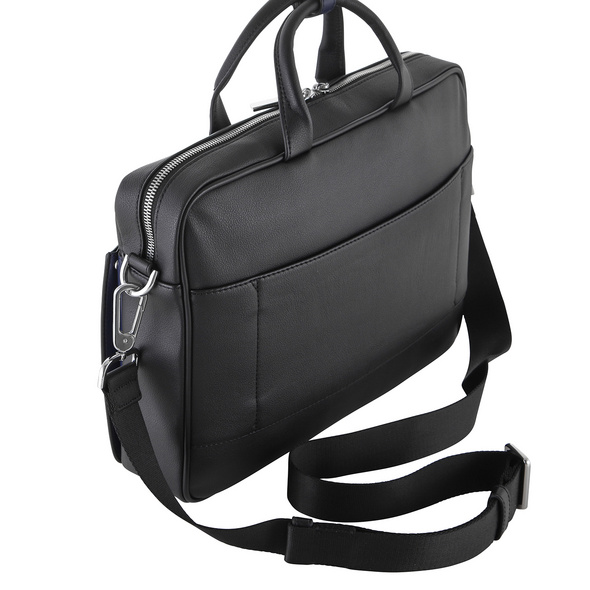 """Calvin Klein Laptoptasche Silver 1G 15"""" black/steel blue"""