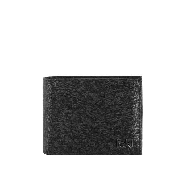 Calvin Klein Querbörse Herren BAX Bifold 10CC W/ Coin black