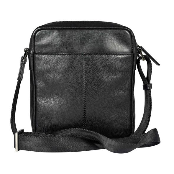 Cross Umhängetasche Renovar small bag RFID-Schutz schwarz