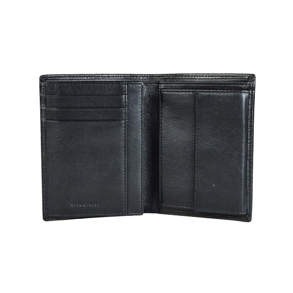 Cross Geldbörse RTC RFID in Geschenkbox 8CS Hoch schwarz