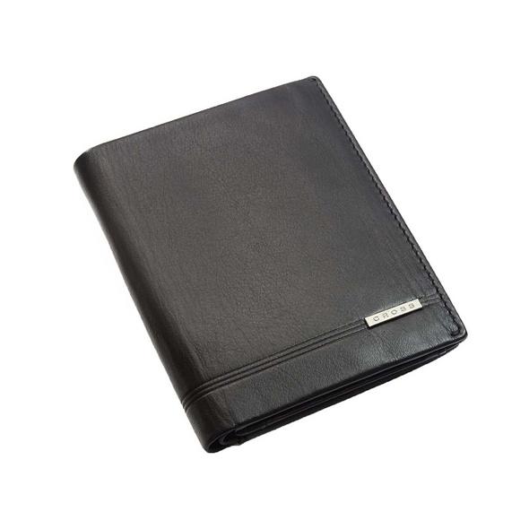 Cross Geldbörse Classic Century RFID in Geschenkbox 8CS Hoch schwarz