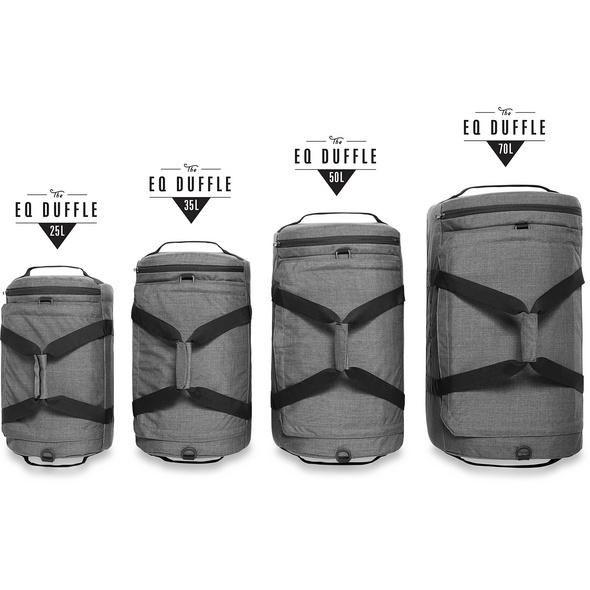 Dakine Reisetasche EQ Duffle L 70l carbon