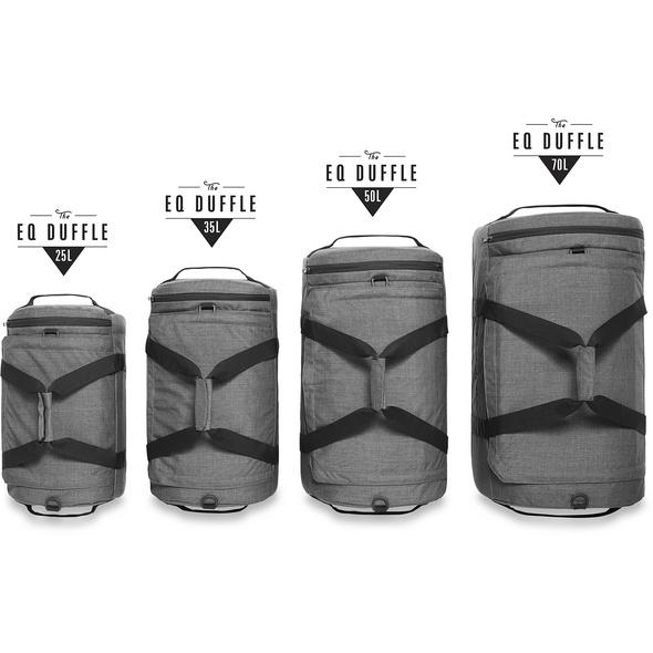 Dakine Reisetasche EQ Duffle M 50l dark slate