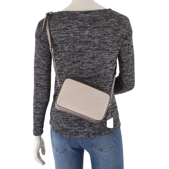 Joop Jeans Umhängetasche Perfetto Cloe Shoulderbag XSHZ lightgrey