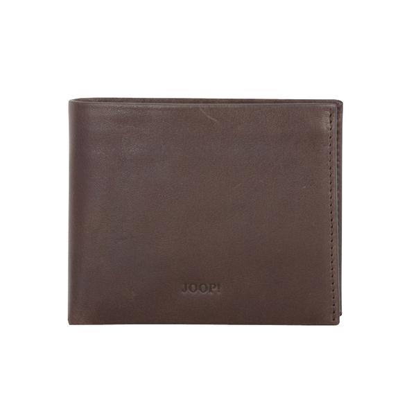 Joop Querbörse Ninos Liana 10 card wallet dark brown