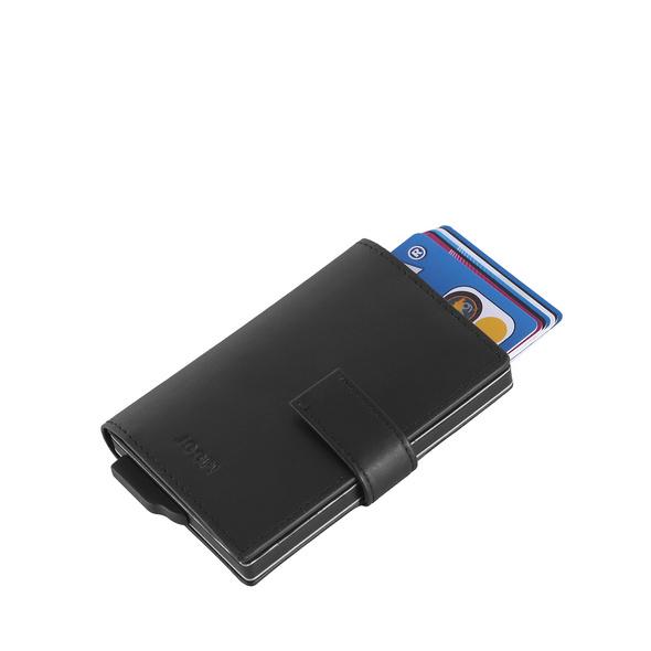 Joop Kreditkartenetui Pero c-two e-cage sv8f black
