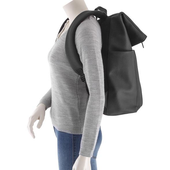 Strellson Rucksack Blackhorse Backpack LVF black