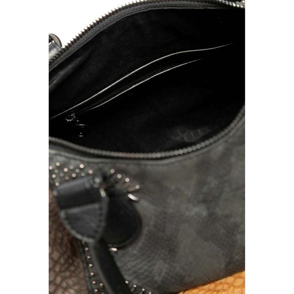 Desigual Shopper Dark Phoenix Leeds 1 Pocket marron