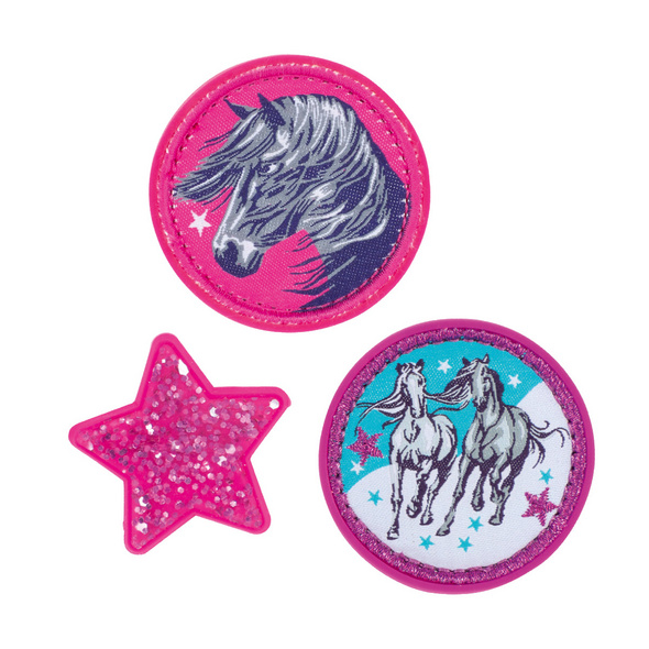 Scout Ergänzungsset Funny Snaps 3er-Set Lucky Horses