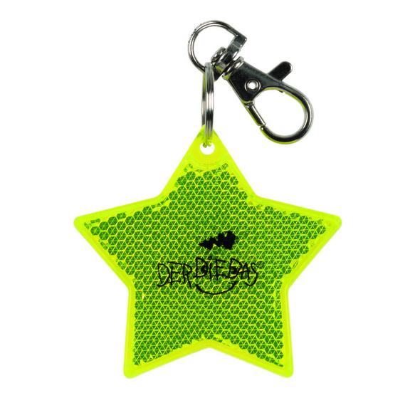 DerDieDas Anhänger Blinky Yellow Star