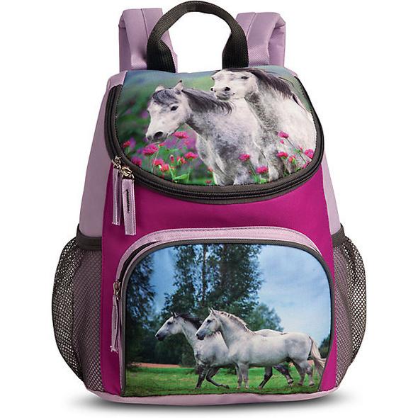Fabrizio Kinder Rucksack 8l Pferde
