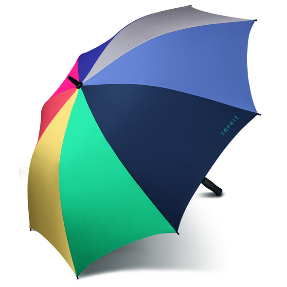 Esprit Stockschirm Golf multicolor combi