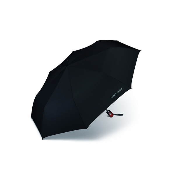 Pierre Cardin Taschenschirm Noire Easymatic Alupla 56/8 schwarz