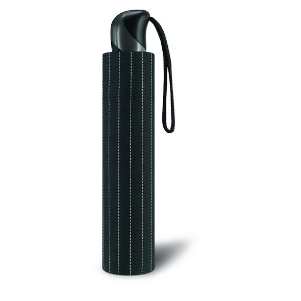 Happy Rain Taschenschirm Easymatic Ultra Light needle stripe