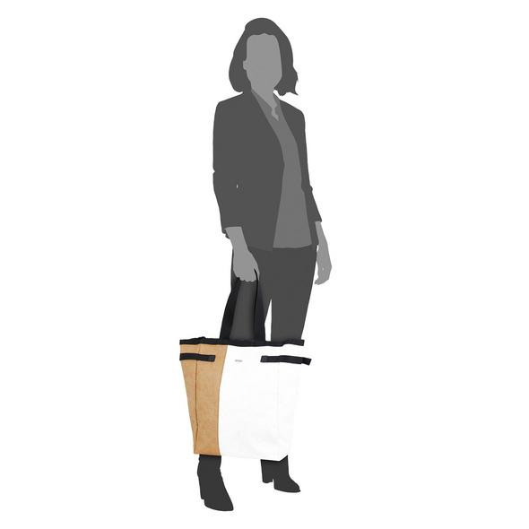 Bree Shopper Vary 6 weiß/schwarz