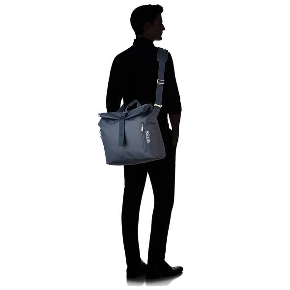 Bree Messenger Bag Punch 715 blue
