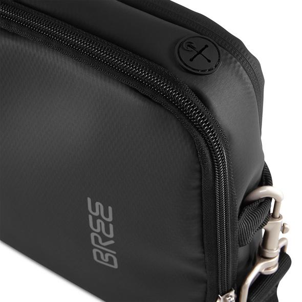 Bree Umhängetasche Ipad Case Punch 730 schwarz
