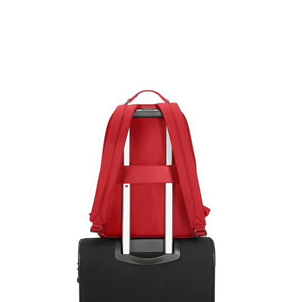 """Samsonite Laptoprucksack Karissa Biz 14.1"""" formula red"""