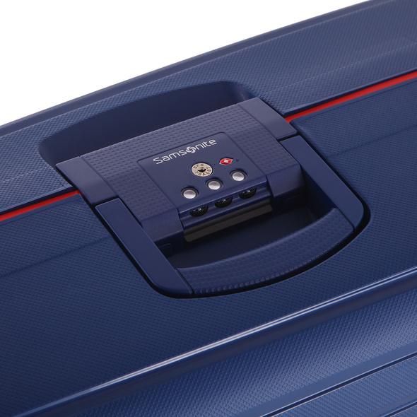 Samsonite Reisetrolley S'Cure 69cm black Special Edition