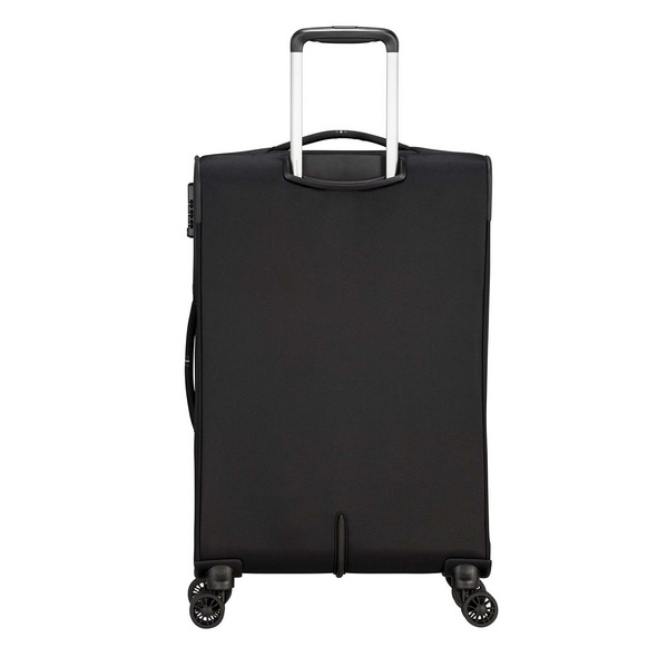 American Tourister Reisetrolley Crosstrack Spinner 67cm black/grey