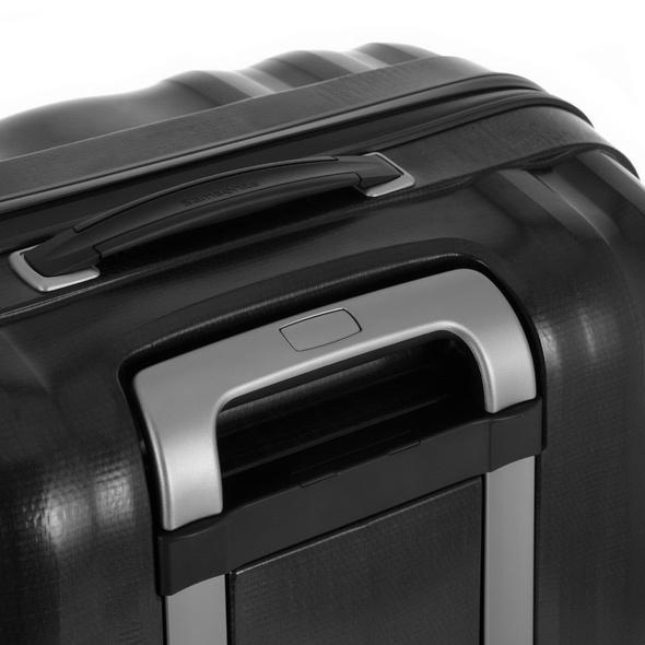 Samsonite Reisetrolley Lite-Cube 76cm schwarz
