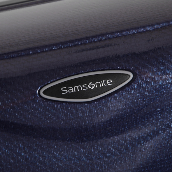 Samsonite Reisetrolley Firelite 75cm navy blue