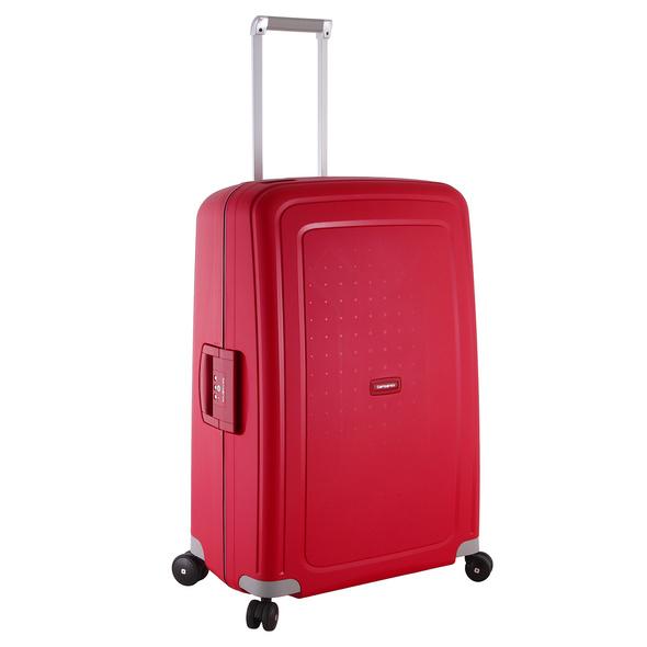 Samsonite Reisetrolley S'Cure 75cm crimson red Special Edition