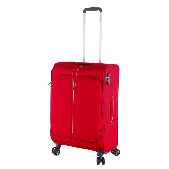 Samsonite Reisetrolley PopSoda Spinner 66cm red