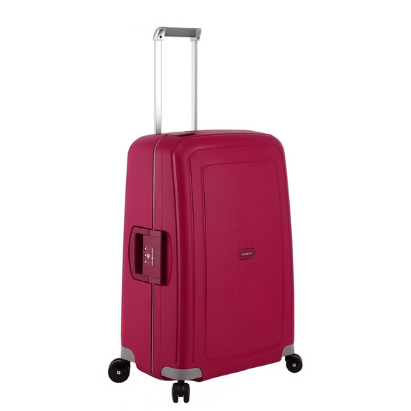 Samsonite Reisetrolley S'Cure 75cm crimson red