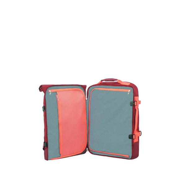 Samsonite Reisetasche ohne Rollen Ziproll Duffle 55/22 cm 50l burnt orange