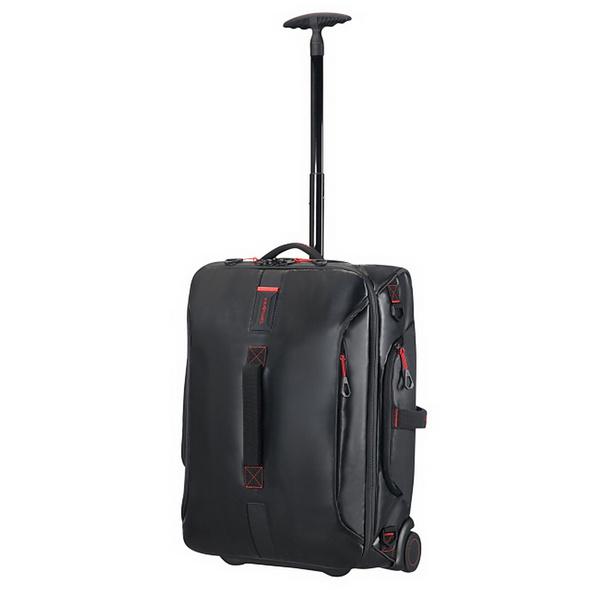 Samsonite Reisetasche mit Rollen Paradiver 48,5l black