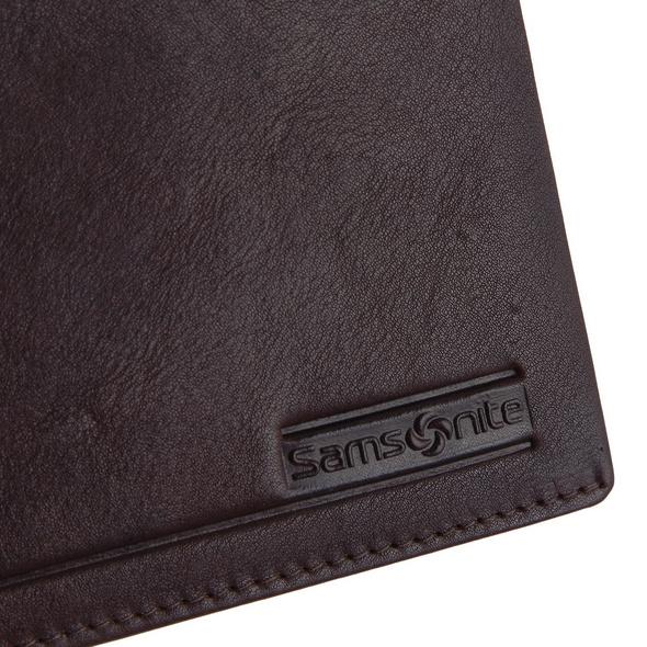 Samsonite Kreditkartenetui 60918 Slant chocolat