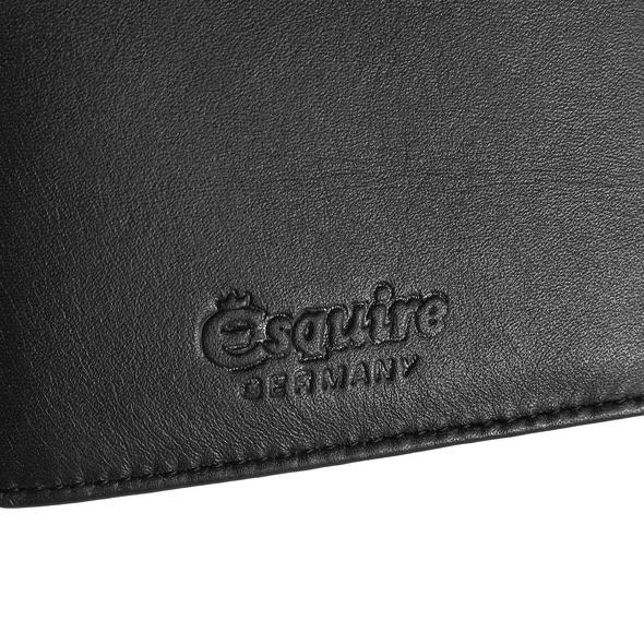 Esquire Ausweisetui Logo 2020 39371 schwarz