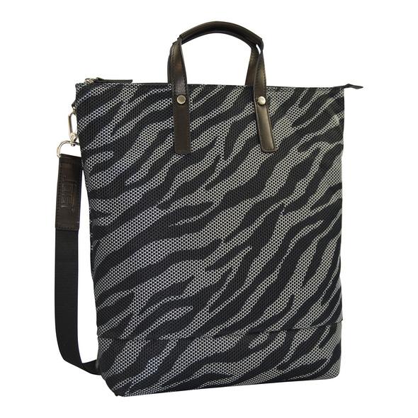 Jost Damen Rucksack Mesh X-Change S zebra