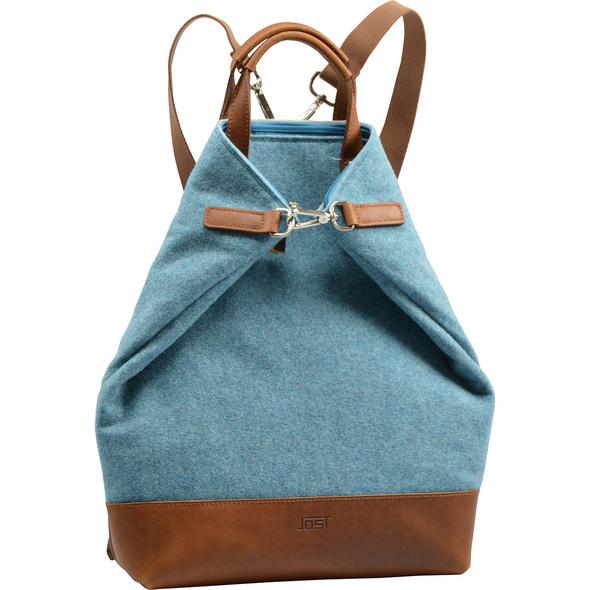 Jost Damenrucksack Farum XChange Bag S türkis