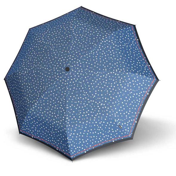 Knirps Taschenschirm X1 Flakes blau