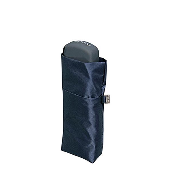 doppler Taschenschirm Fiber Handy Uni dunkelblau