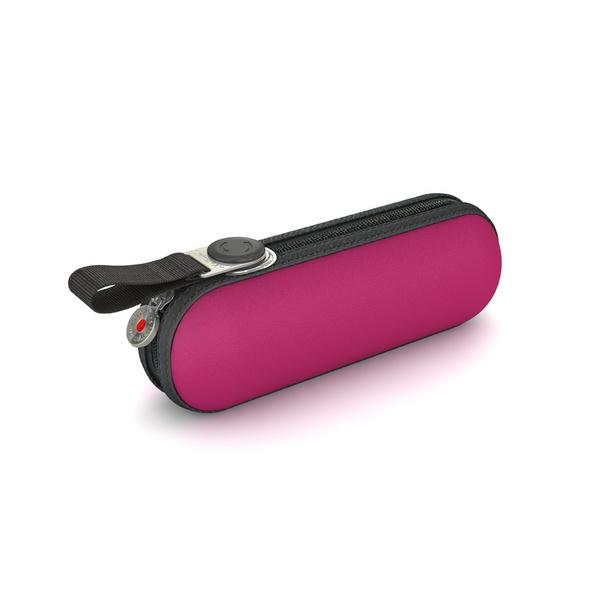 Knirps Taschenschirm X1 UV-Protection pink