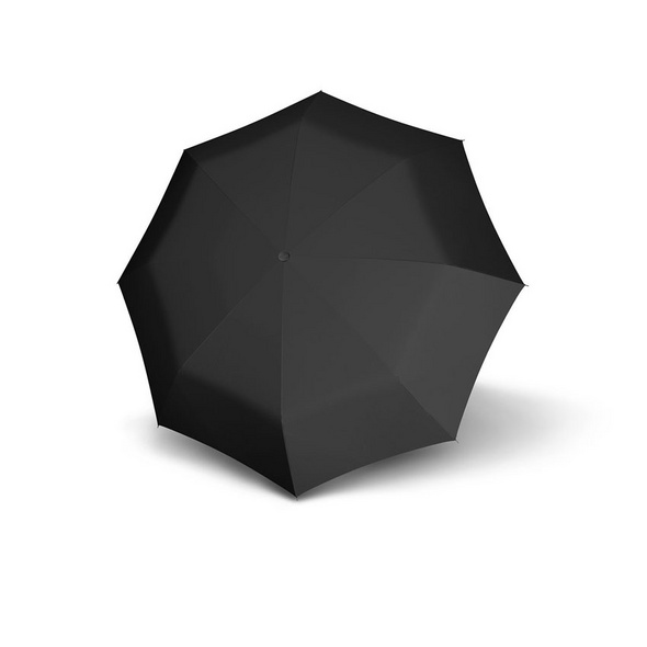 Doppler Taschenschirm Fiber Magic XL schwarz