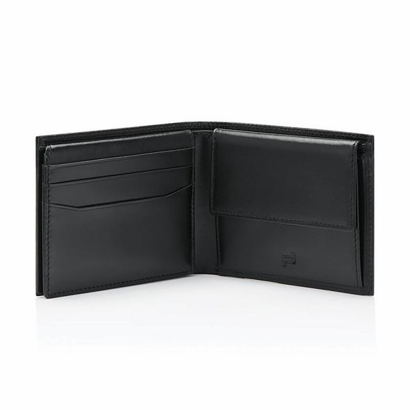 Porsche Design Querbörse Herren SLG Classic Wallet 5 schwarz