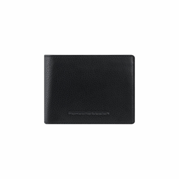 Porsche Design Querbörse Herren SLG Business Wallet 5 schwarz