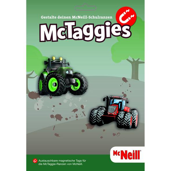 McNeill Anhänger McTaggie Set 2tlg. Traktor