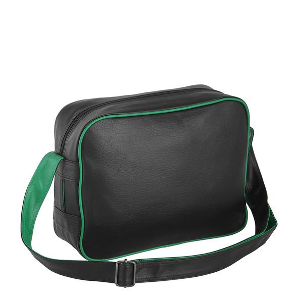 CEEVEE Leather Umhängetasche Retrobag weiß